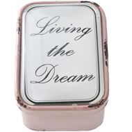 Picture of IRON box 10x7 pink