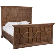 Picture of MAZO bed 180x200 brown
