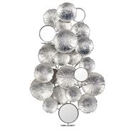 Picture of RUCHI wall tea light holder 46x71 nickel
