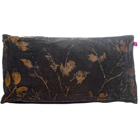Picture of ZELMA cushion cover 30x60 grey