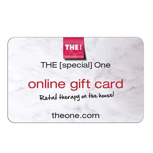 Picture of THE Special One Gift Card