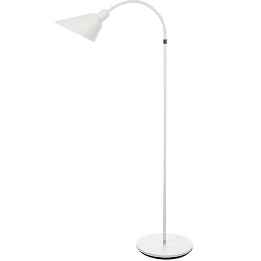 Picture of TOMIKO floor lamp h117cm white