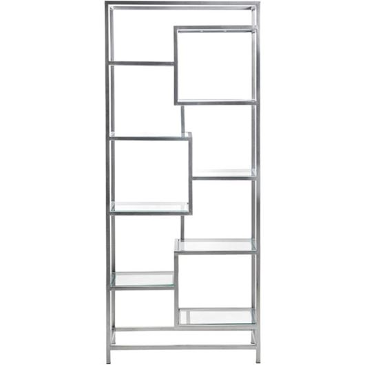Picture of MELISSA display unit 183x76 silver/clear