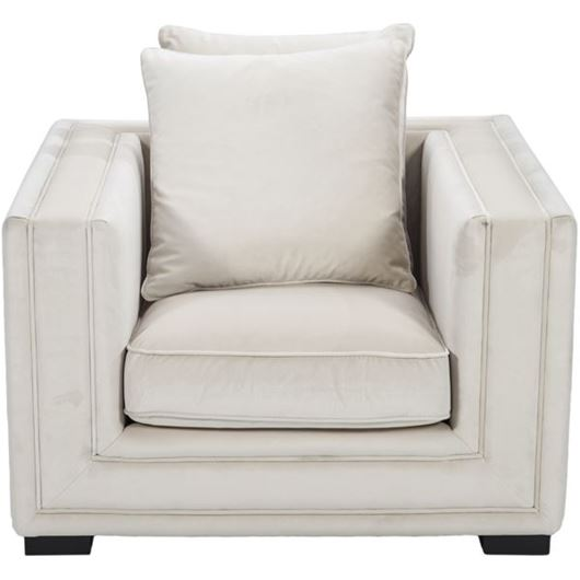 Picture of KARL chair white