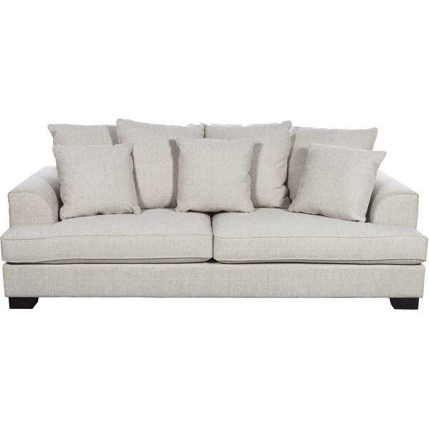 Picture Of Kingston Sofa 3 5 Beige