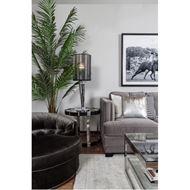 ASTEN sofa 3 microfibre grey