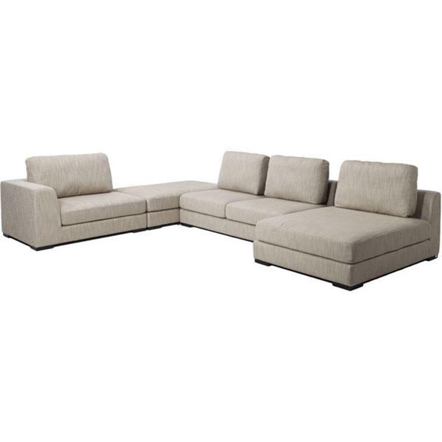 Winn Corner Sofa Beige