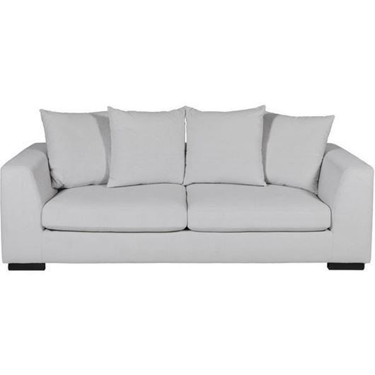 Picture of PASO sofa 3 white
