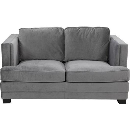 Picture of STEN sofa 2 microfibre grey