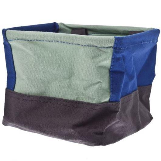 Picture of CRUNCH mini tote blue/green