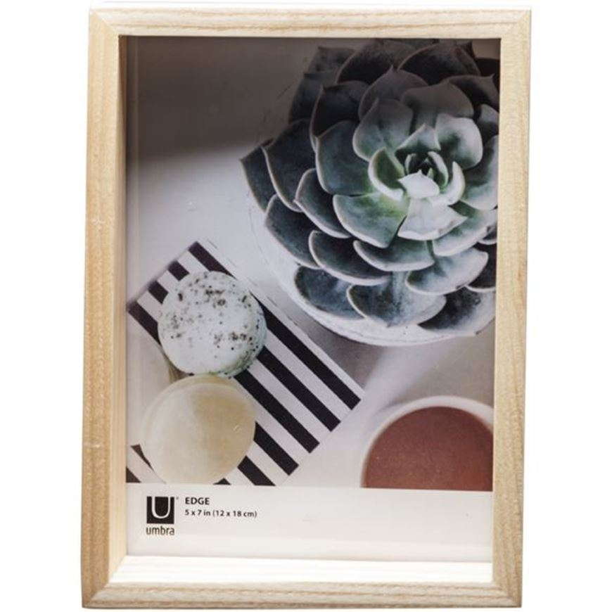 Picture of EDGE photo frame 13x18 natural