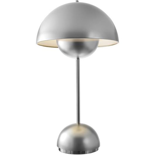 Picture of ANDRINA table lamp h70cm stainless steel