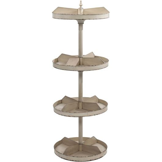 Picture of RION display stand h149cm cream