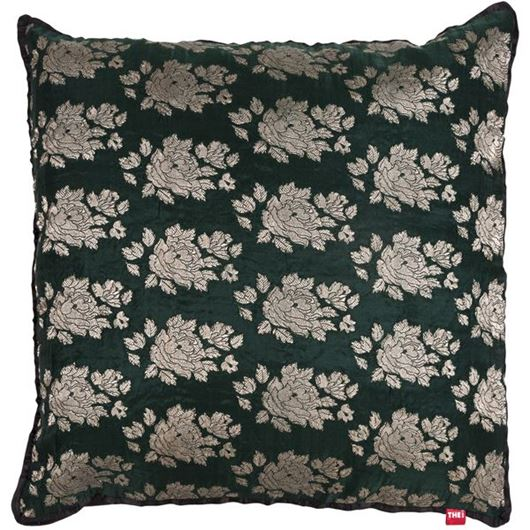 Picture of EGAN cushion cover 50x50 green
