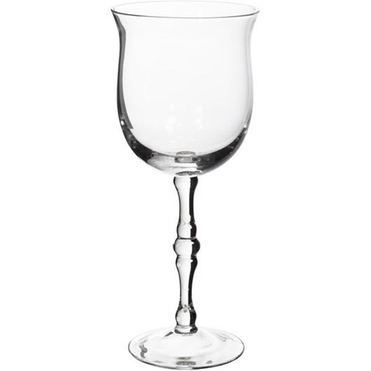 Picture of REYNO red wine glass h23cm clear