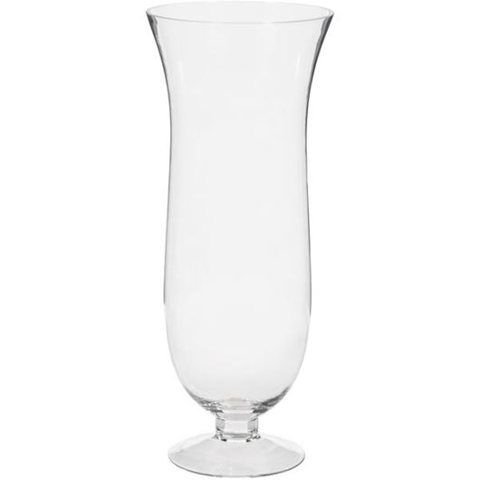 Picture of RAELYN vase h51cm clear