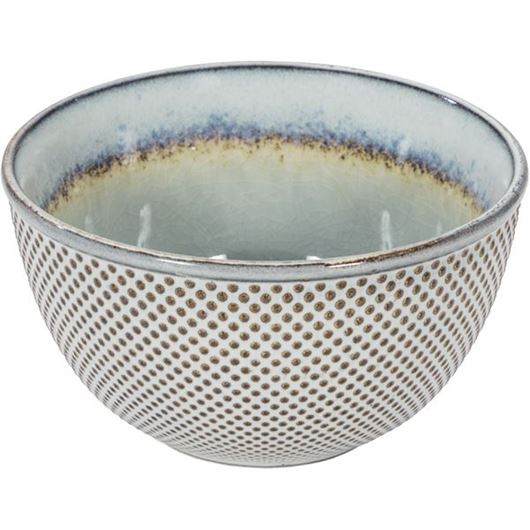 Picture of CANDIE bowl d14cm blue