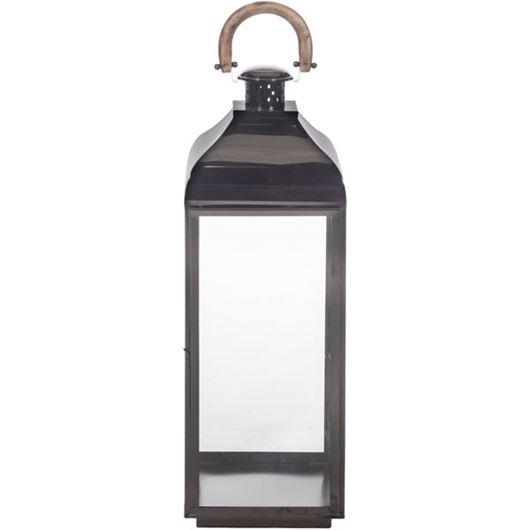 Picture of OSCAR lantern h89cm black