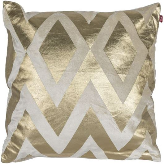 Picture of ABINA cushion cover 50x50 gold