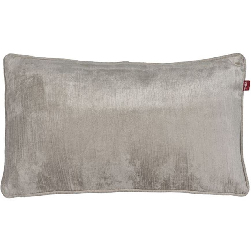 Picture of DAYAH cushion cover 30x60 grey
