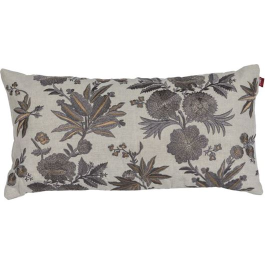 Picture of DALLIE cushion cover 30x60 grey