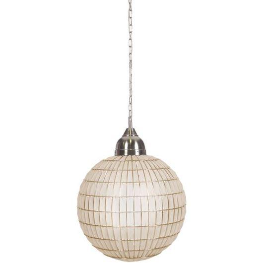 Picture of ODELENE pendant lamp d50cm white