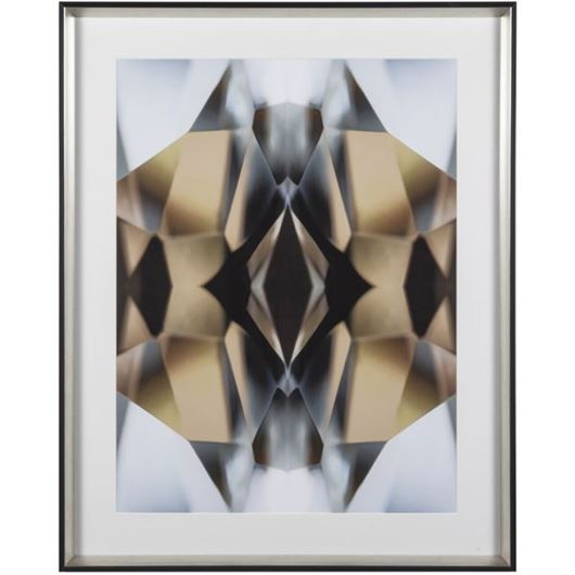 Picture of Framed Print Bijou 79x99 silver