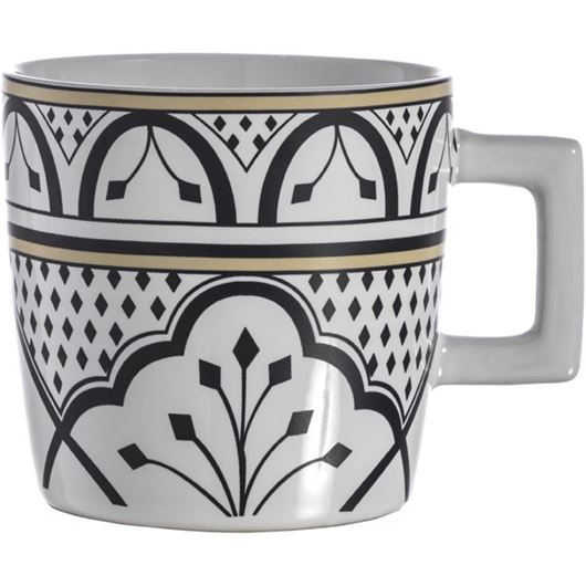 Picture of ARRA mug black and white