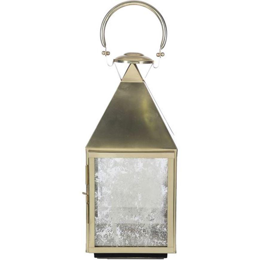 ADELLA lantern h54cm gold