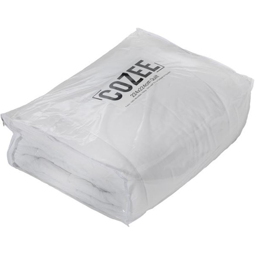 Picture of COZEE quilt 224x224 white