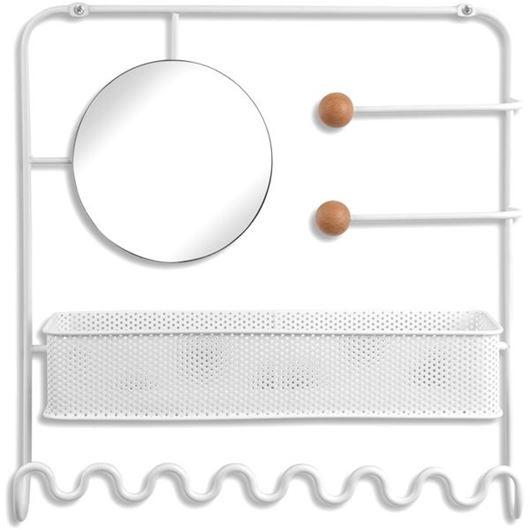 Picture of ESTIQUE jewellery holder white