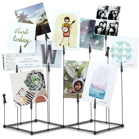 Picture of CROWD photo holder black