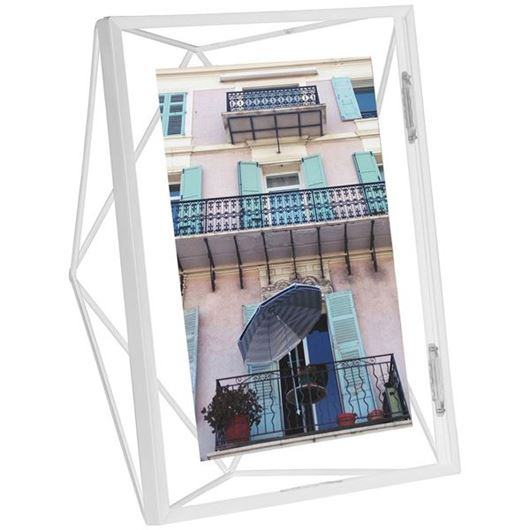 Picture of PRISMA photo frame 13x18 white