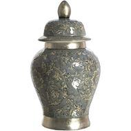 ESTELA jar with lid h43cm multicolour