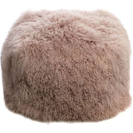 Picture of XIA pouf 45x45 pink