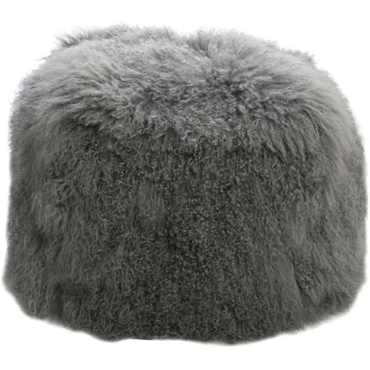 Picture of XIA pouf 45x45 grey