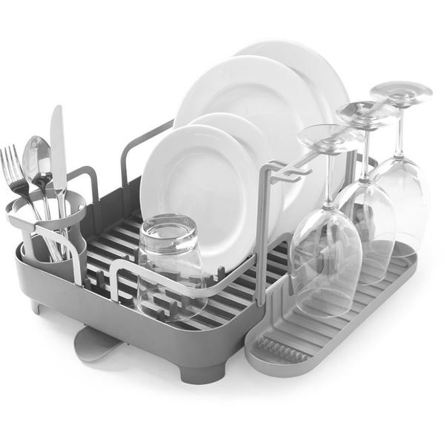 Picture of HOLSTER multi dish rack dark grey