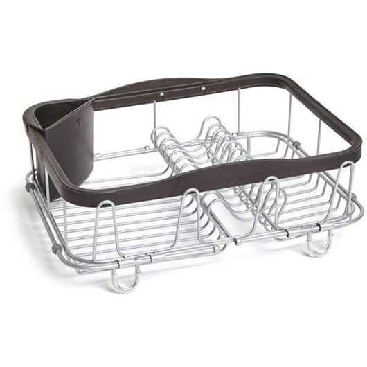 Picture of SINKIN multi dish rack black/nickel