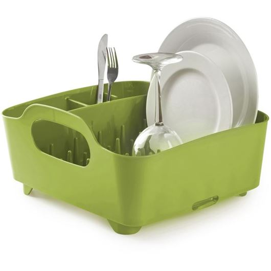 Picture of TUB dish rack green