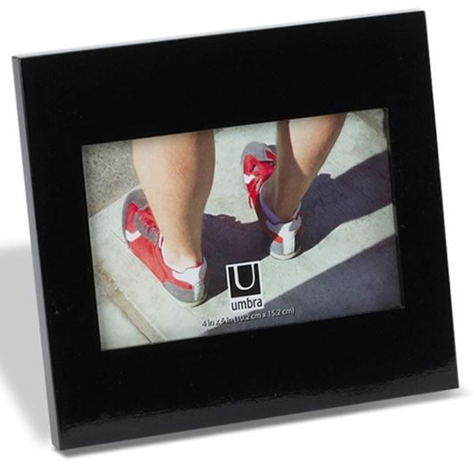 Picture of SIMPLE photo frame 10x15 black