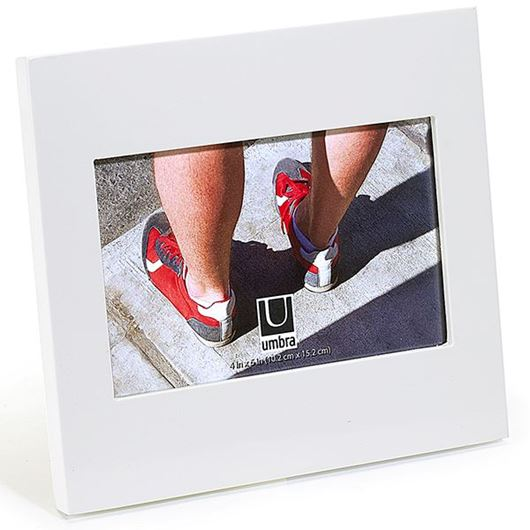 Picture of SIMPLE photo frame 10x15 white