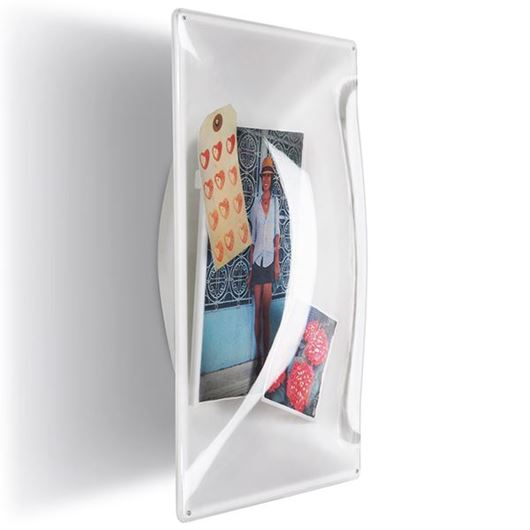 Picture of PILLOW photo frame 13x18 white