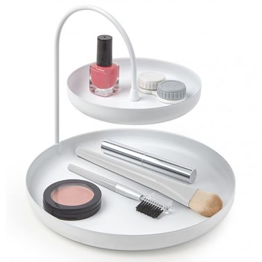 Picture of POISE jewellery tray white