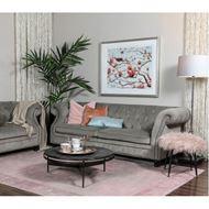 FERA sofa 3.5 light brown