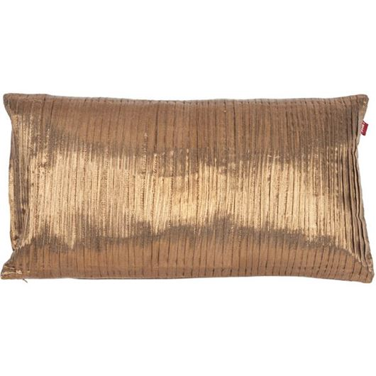 Picture of ALICE cushion cover 30x60 bronze