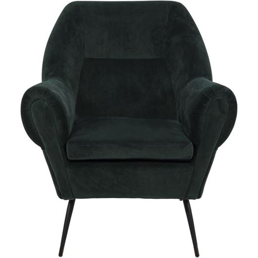 Picture of SOLO armchair green