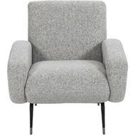 TARA armchair grey