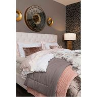 LENA bed 180x200 cream