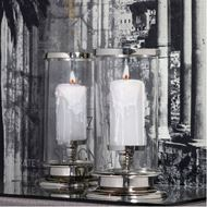 FROTH pillar candle 10x17 white