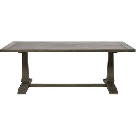 Picture of MONTE dining table 220x100 light brown